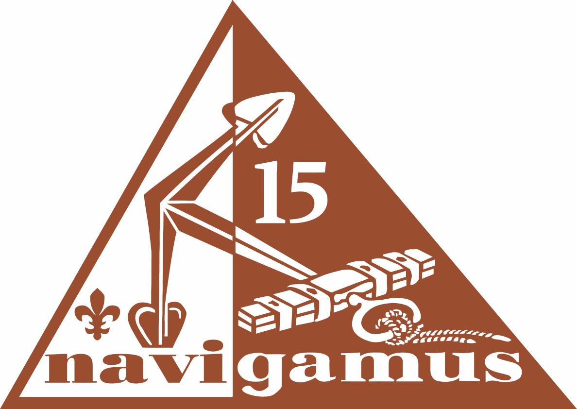 Navigamus badge